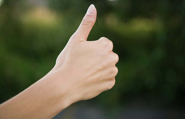 Thumbs up to a couple businesses