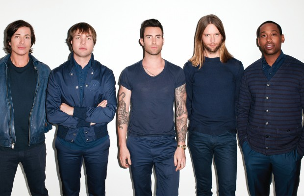 Maroon 5 with Neon Trees and Owl City