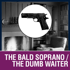 The Bald Soprano/The Dumb Waiter