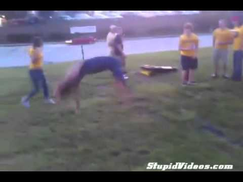 Determined To Do a Backflip!