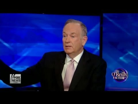 Clips: Bill O'Reilly Gets Really Ticked
