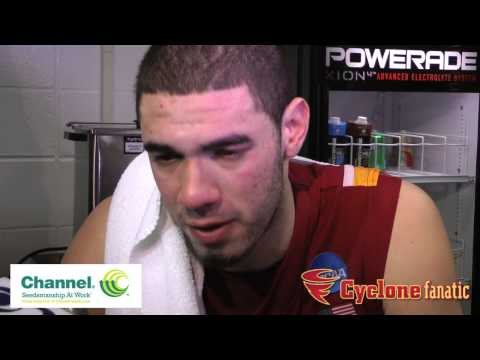 Georges Niang Sums Up the Iowa State Disappointment