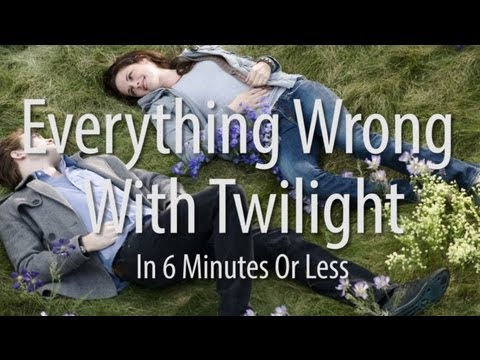 What Was Wrong With Twilight?