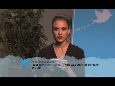 Video: Celebrities Read Mean Tweets About Them