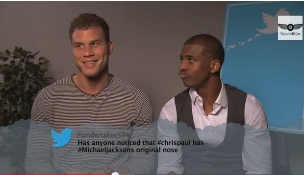 Video: NBA Stars Read Mean Tweets