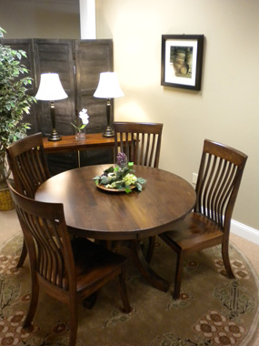 Amish Haus Furniture table