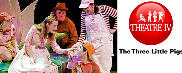 The Three Little Pigs presented by Theatre IV