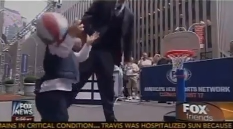 Video: Fox News Host Makes a Toddler Cry