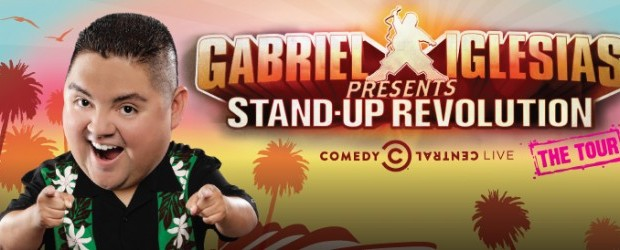 Gabriel Iglesias presents Stand-Up Revolution The Tour