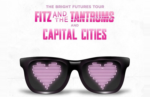Fitz and The Tantrums & Capital Cities