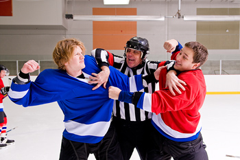 Audio: What Did You Do When the Kids Fought?