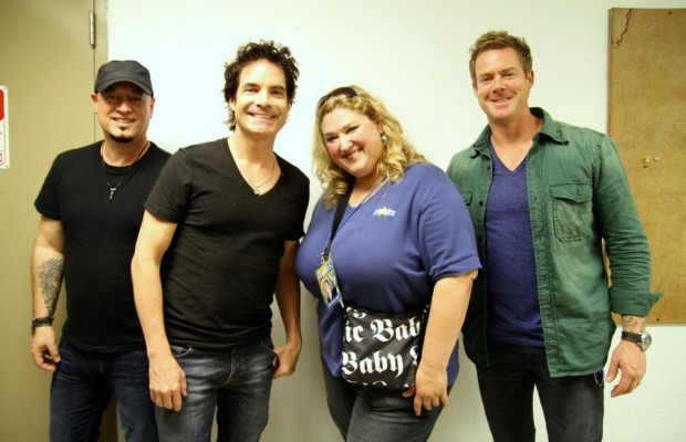 It was all about Matt Nathanson and Train