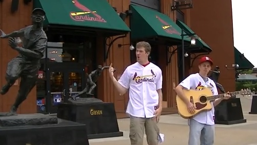 Video: An Awful Cardinals Fight Song