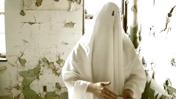 Video: A Real Life Ghost Sighting