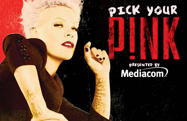 STAR 102.5's Pick your P!NK