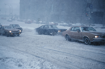 Audio: Just How Awful Was Your Commute Home?
