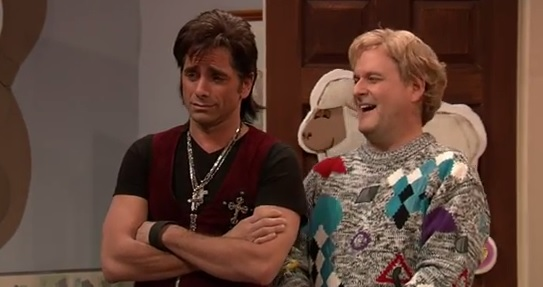 Video: It's a Full House Reunion!