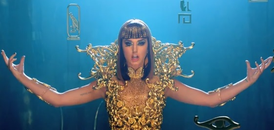 "Video: Katy Perry's ""Dark Horse"""