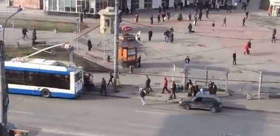 Russians Attempting a Free Ride