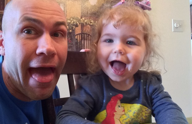 Kurt's Blog: A Note to My 2 Year Old Daughter