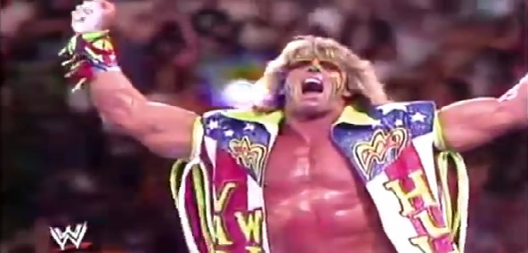 Kurt's Blog: RIP Ultimate Warrior