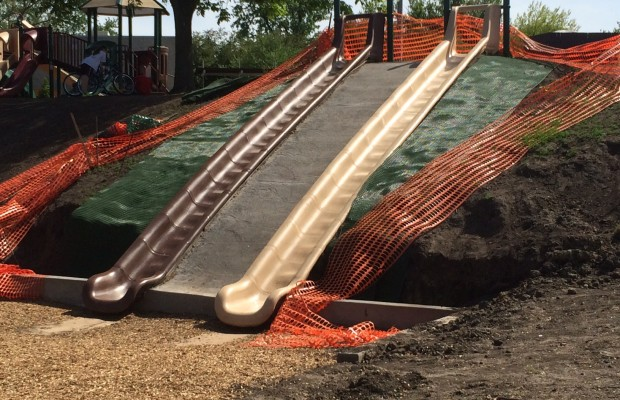 Kurt's Blog: The Rocketslide Might Not Be For Adults
