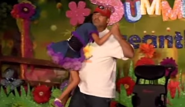An Incredibly Sweet Father/Daughter Dance