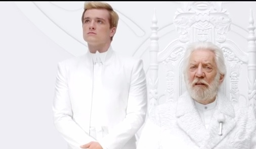 The First Trailer for Mockingjay