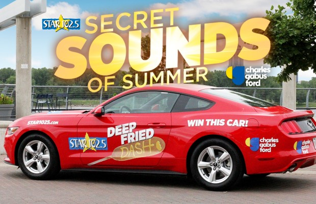 Secret Sounds of Summer Presented by Charles Gabus Ford
