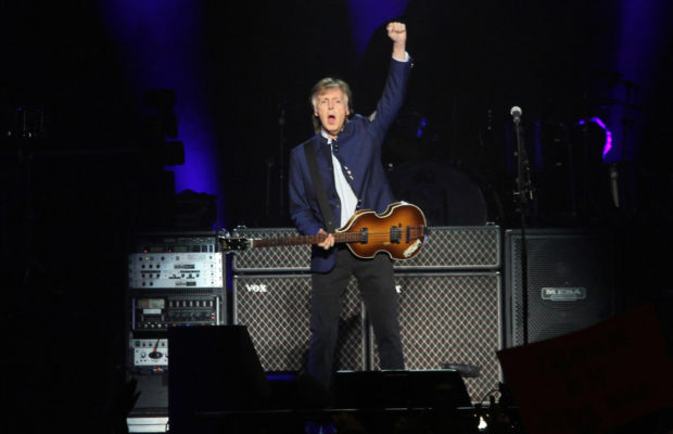 REVIEW Paul McCartney Is Not A Concert But An Experience
