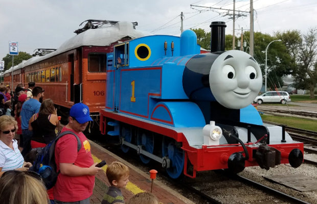 Day Out With Thomas at the Boo...