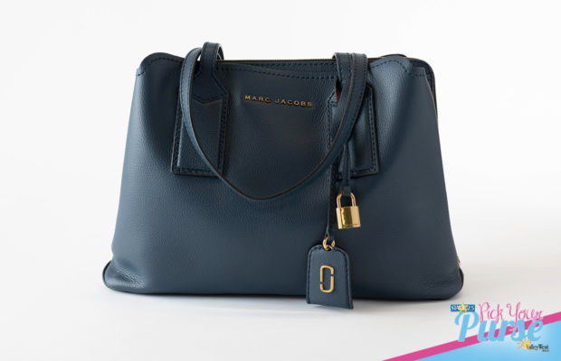 8c040f09b8a0 Marc Jacobs The Editor Leather Tote