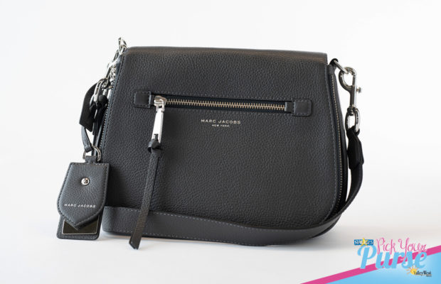 0808b9e49 Marc Jacobs Small Recruit Nomad Pebbled Leather Crossbody | STAR 102.5